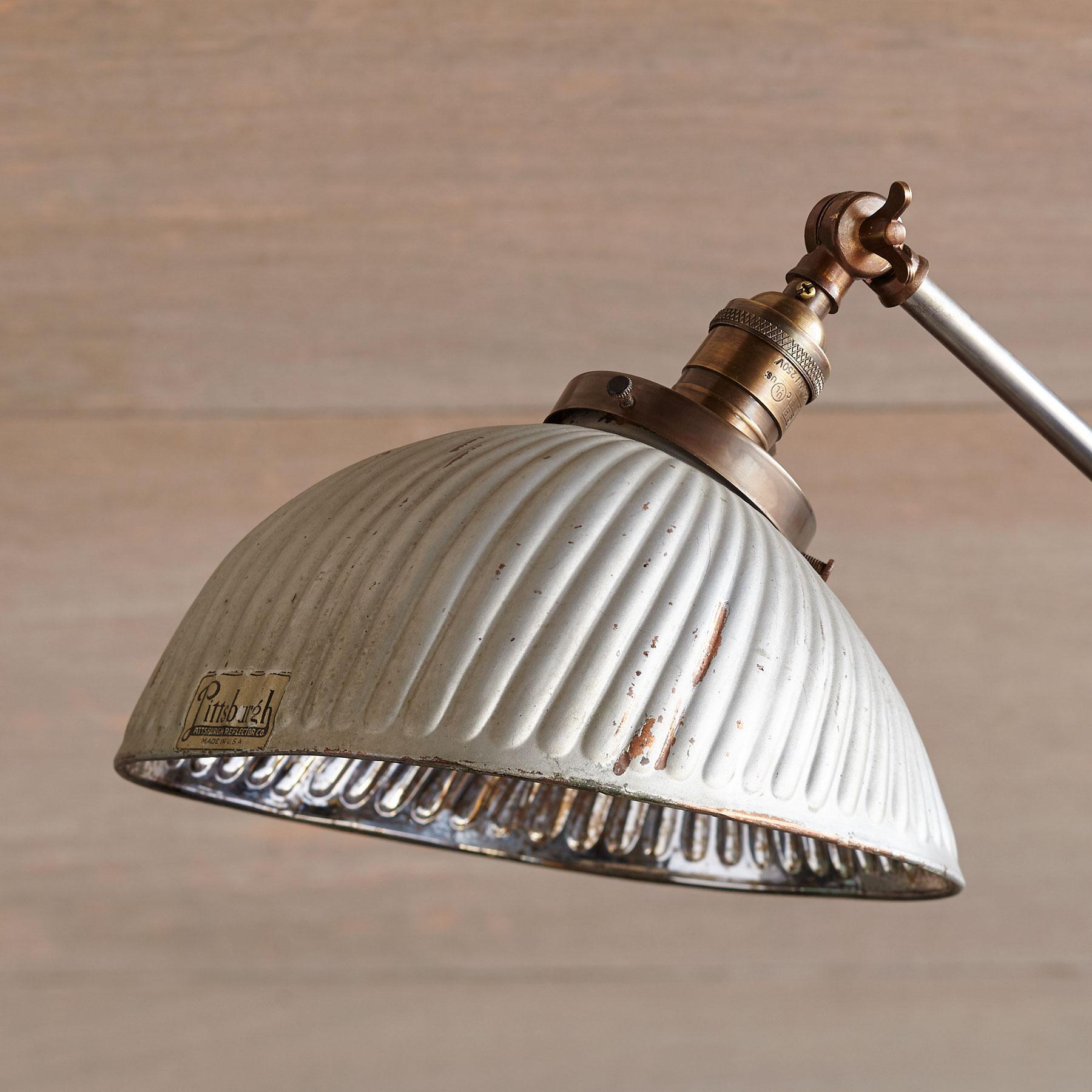 OKLAHOMA CITY FLOOR LAMP: View 2