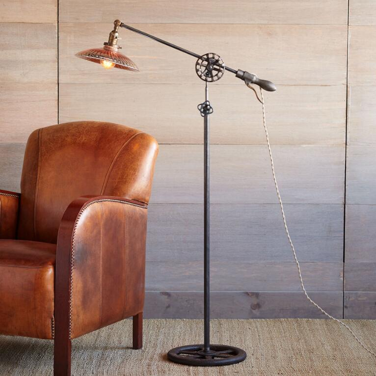 SALT LAKE CITY FLOOR LAMP