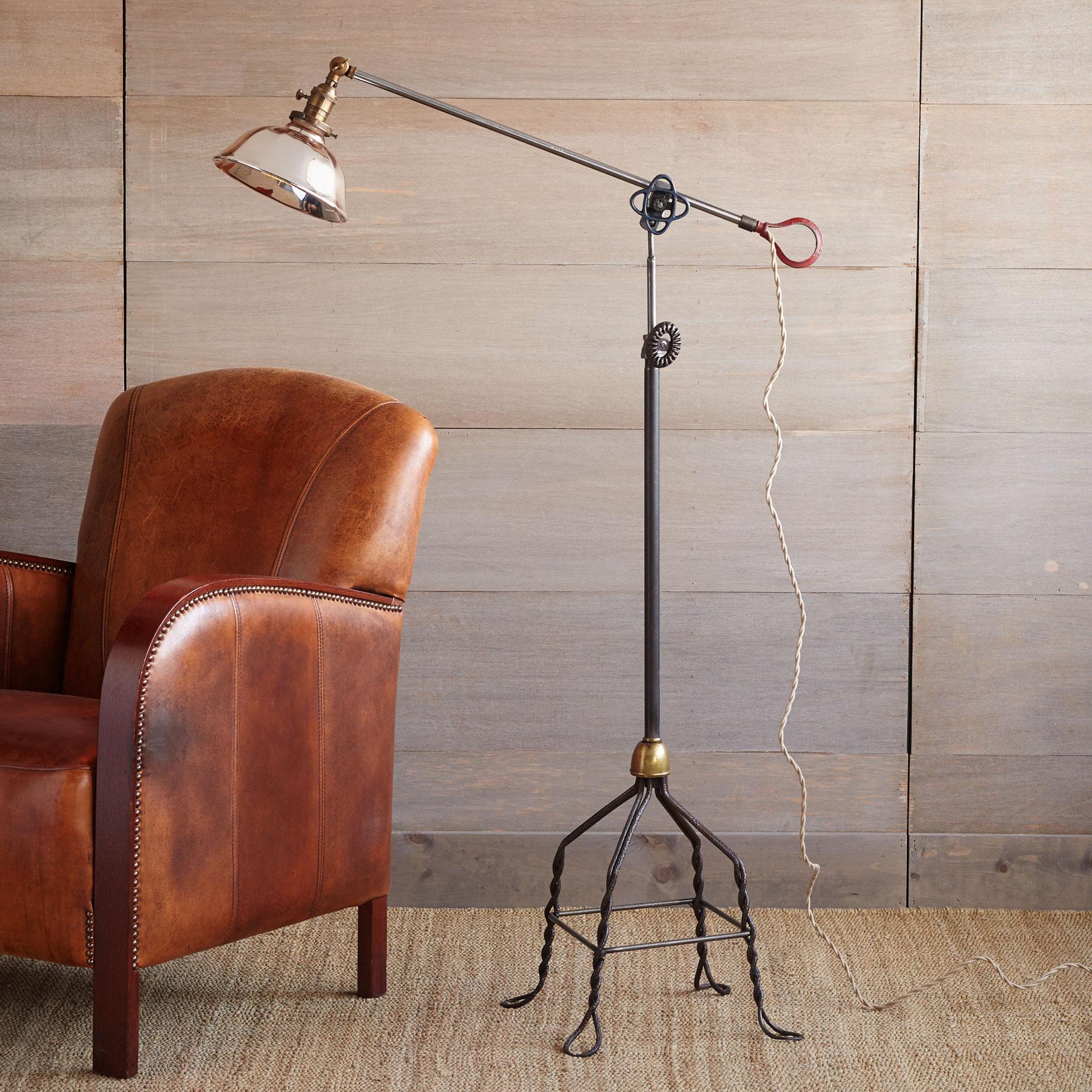 WARREN FLOOR LAMP: View 1