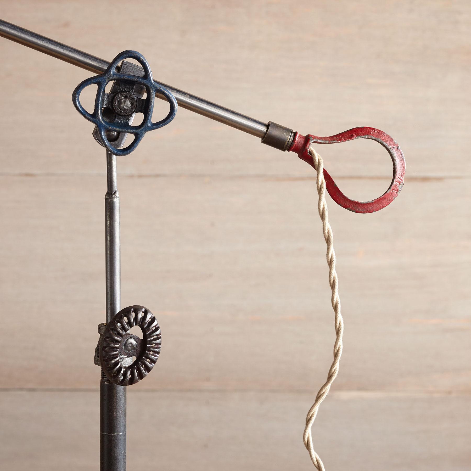 WARREN FLOOR LAMP: View 3