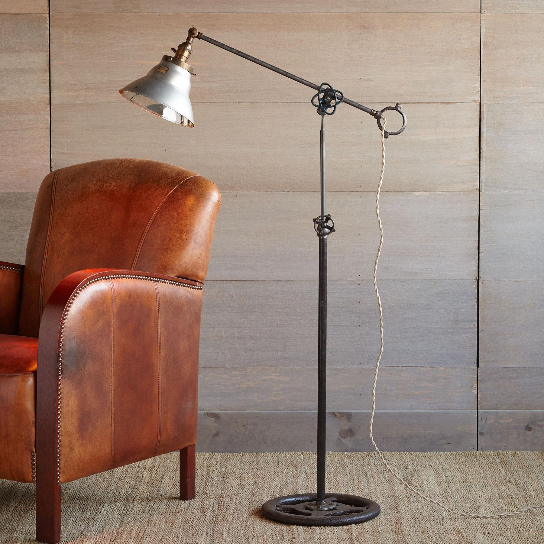 CINCINNATI FLOOR LAMP: View 1