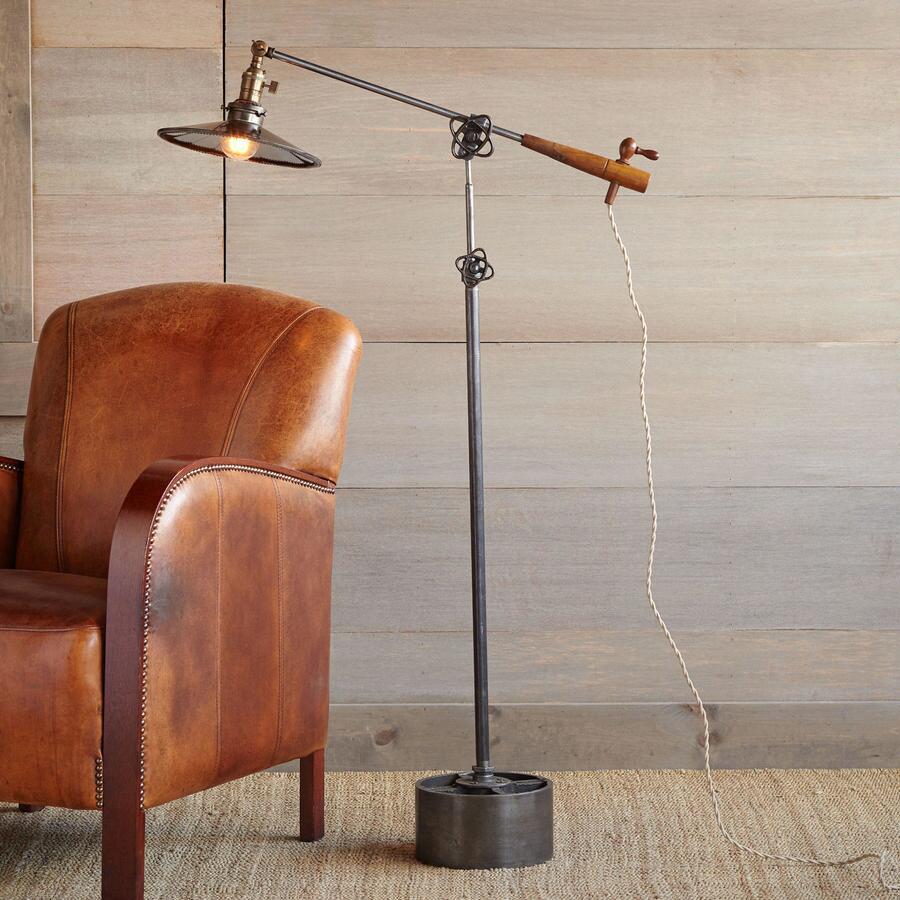 ROBERT OGDEN MIDDLETOWN FLOOR LAMP