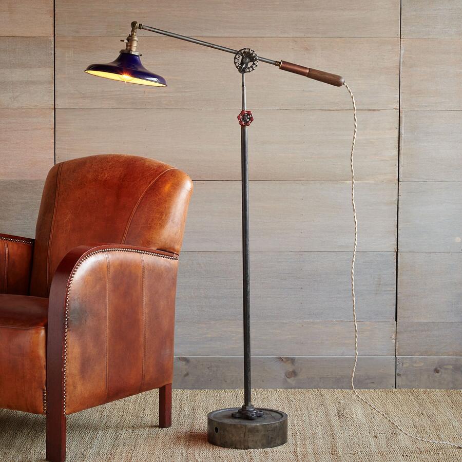 NEW BRAUNFELS FLOOR LAMP