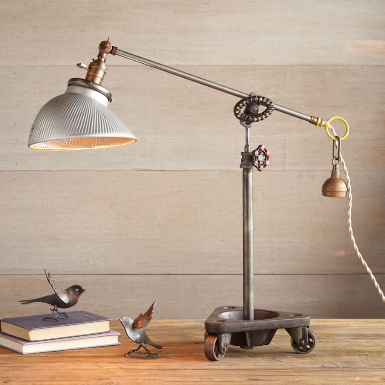 BUFFALO TABLE LAMP