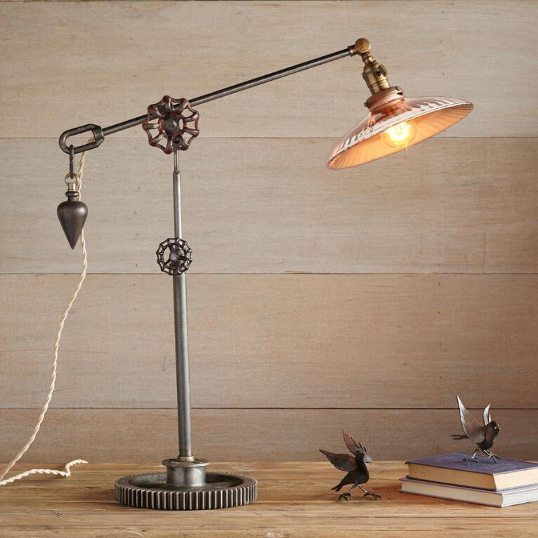 JEFFERSON COUNTY TABLE LAMP
