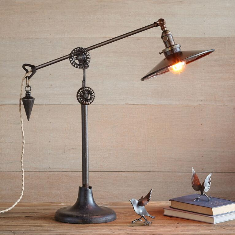 RICHLAND TABLE LAMP