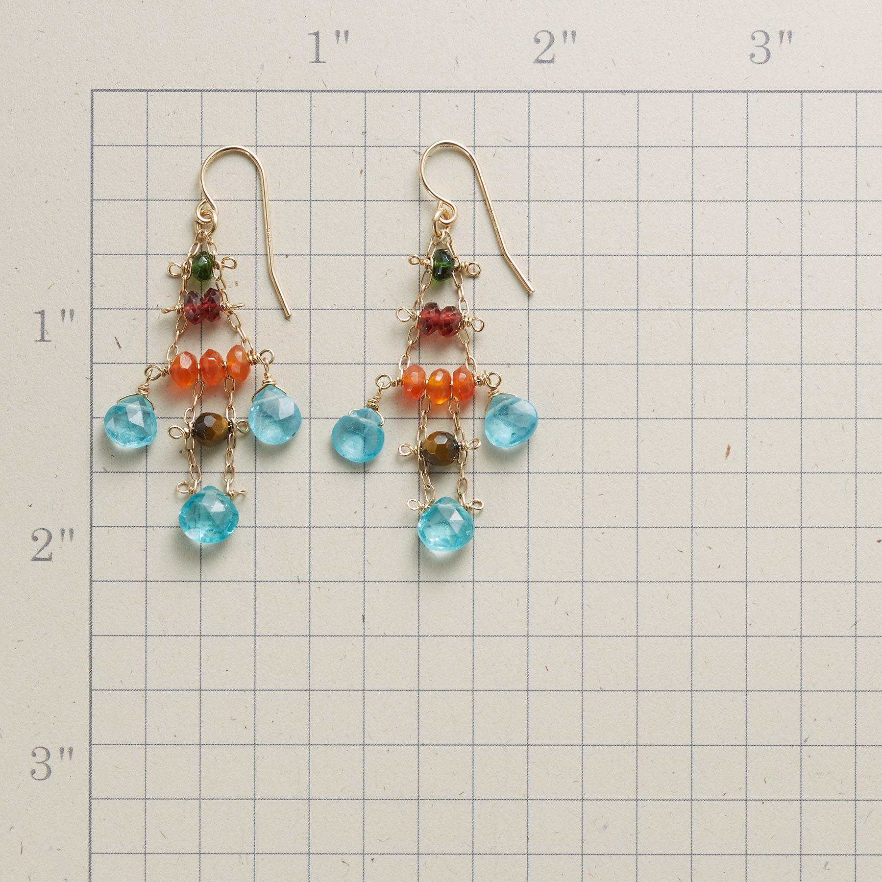 SEA CHIME EARRINGS: View 2