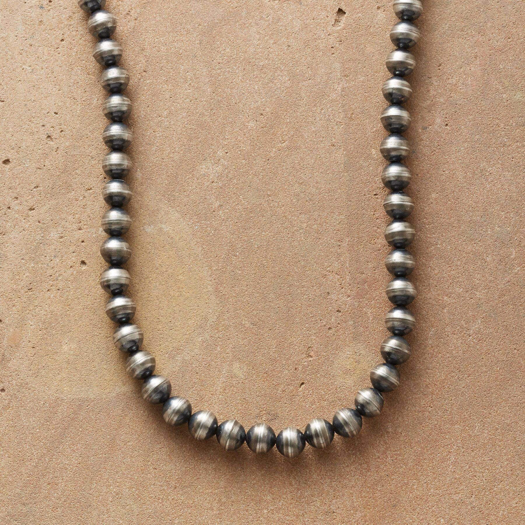 STERLING SOUTHWEST PEARL NECKLACE: View 1