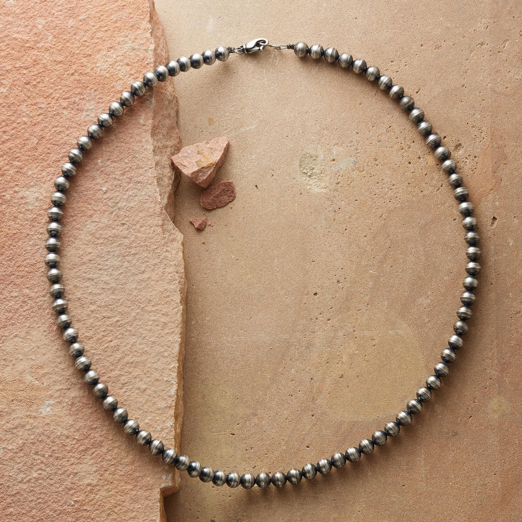 STERLING SOUTHWEST PEARL NECKLACE: View 2