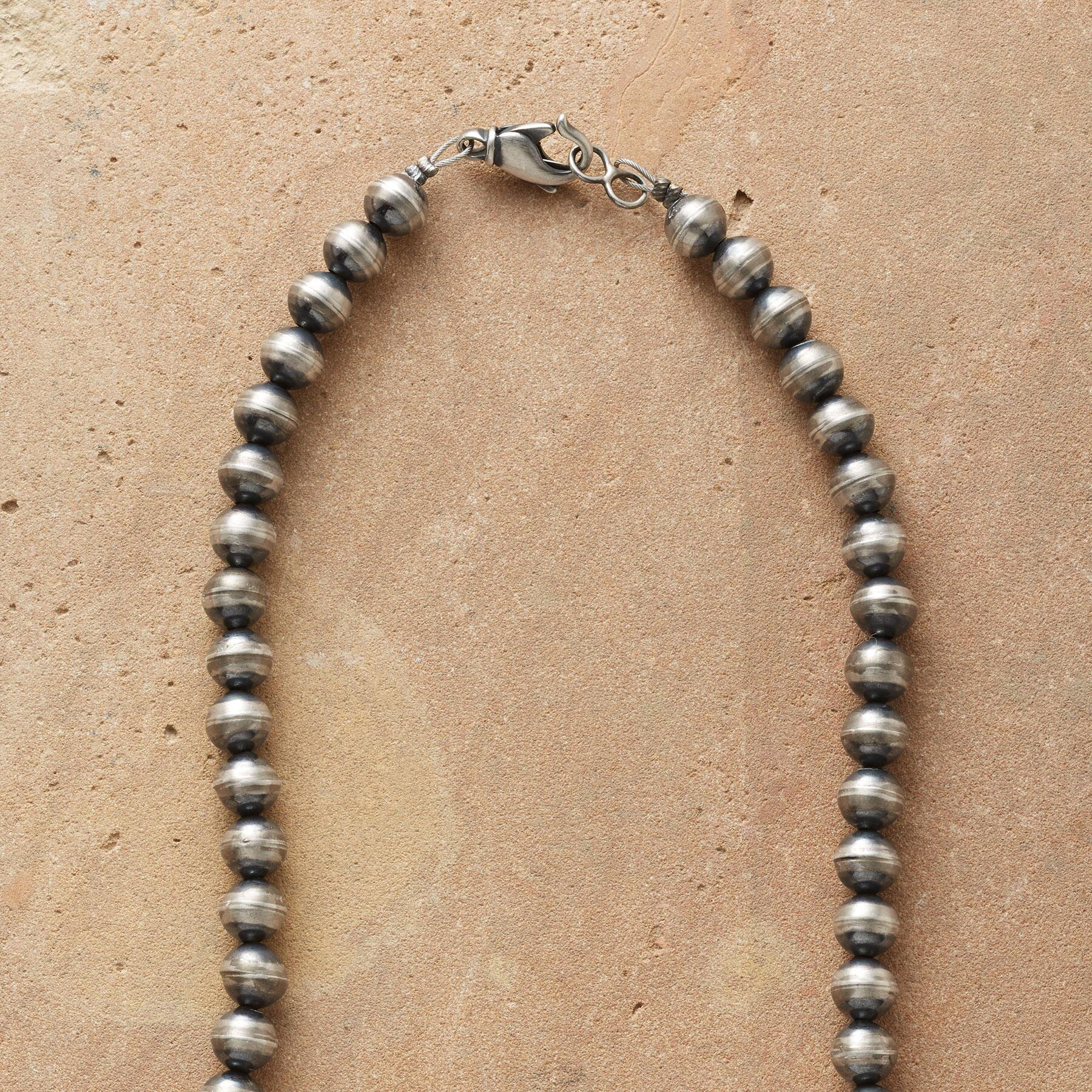 STERLING SOUTHWEST PEARL NECKLACE: View 3