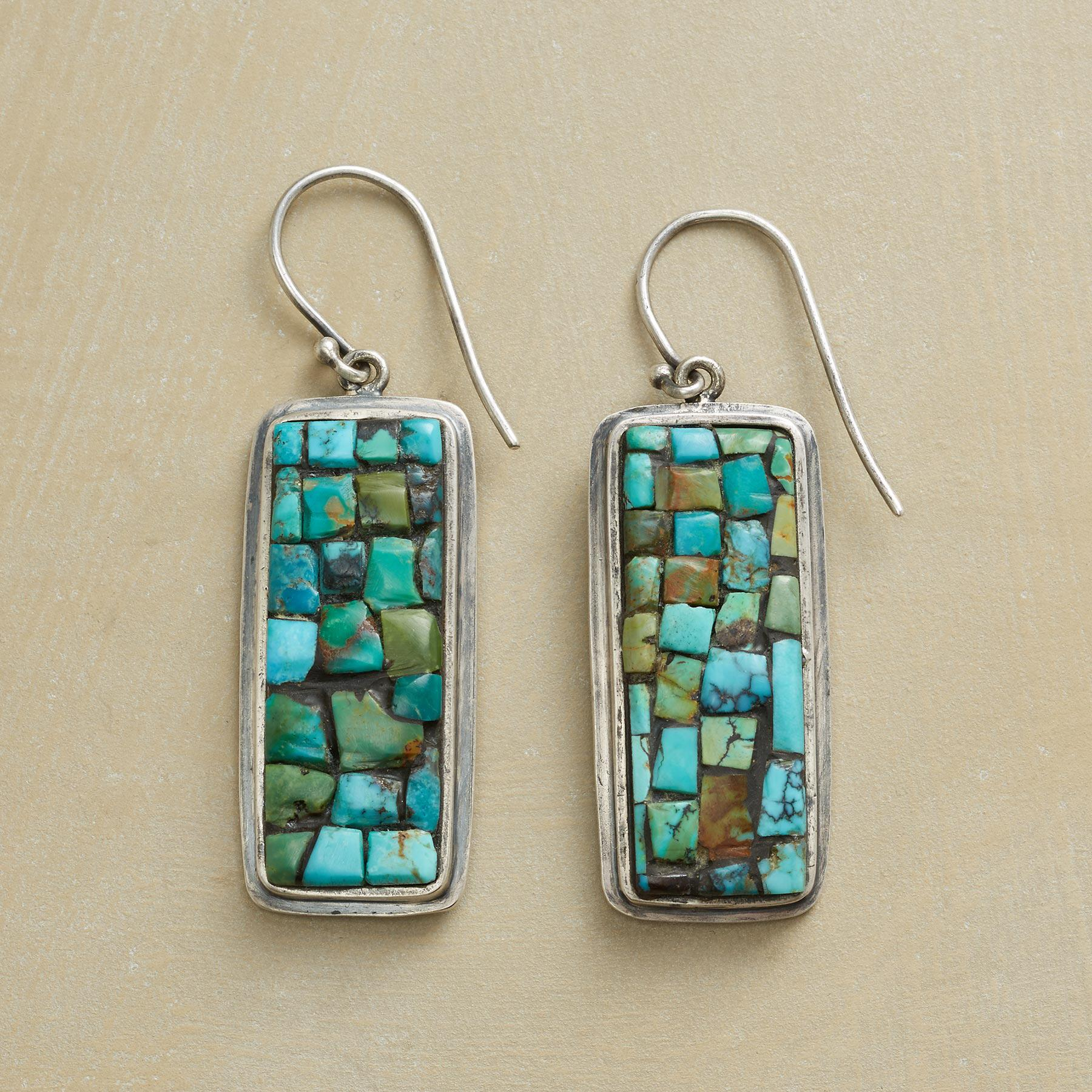 MYSTIC MOSAIC EARRINGS: View 1