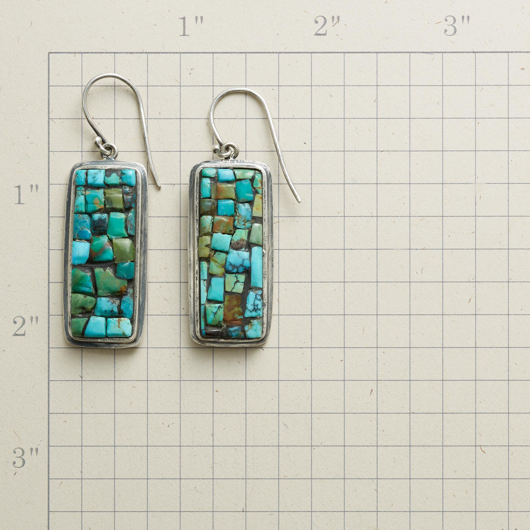 MYSTIC MOSAIC EARRINGS: View 2
