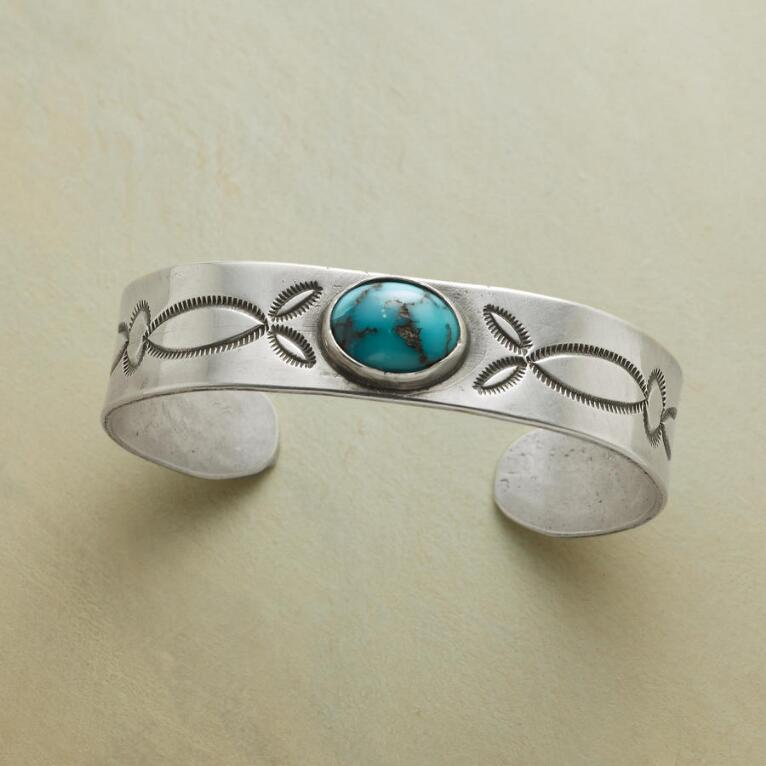 ODE TO TURQUOISE CUFF