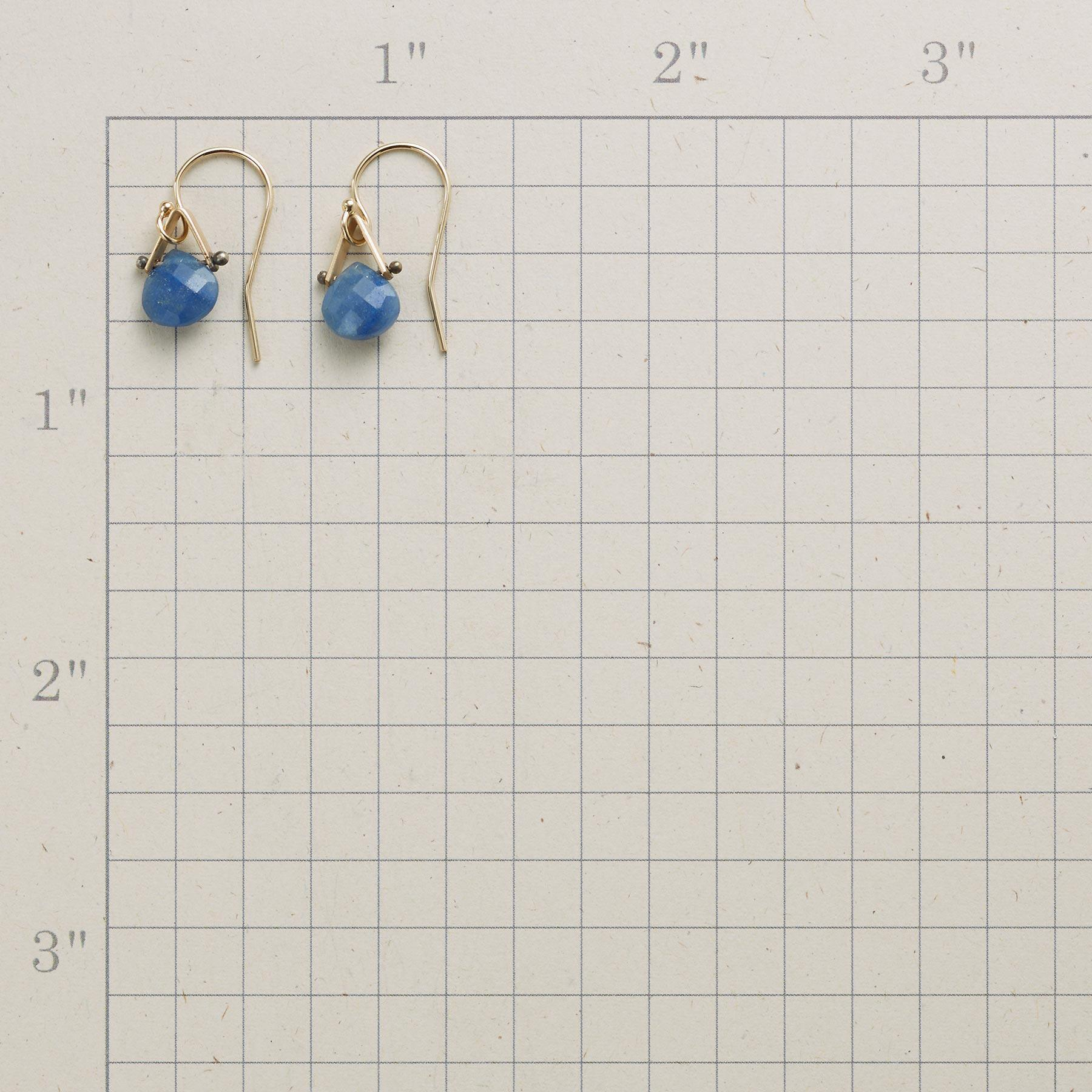 INDIGO GIRL EARRINGS: View 2