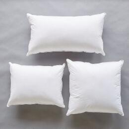 SUNDANCE ESSENTIALS PILLOW, SOFT SUPPORT