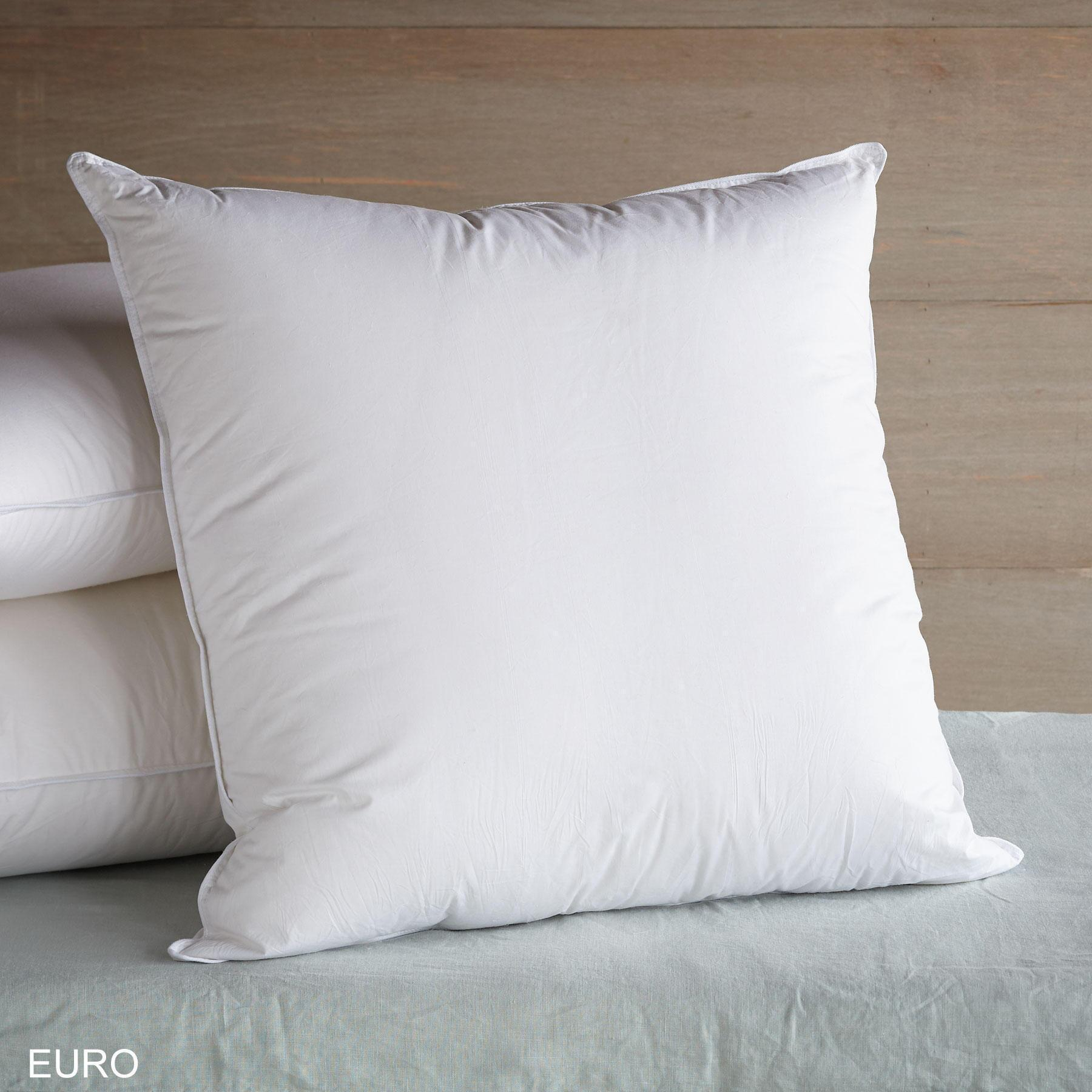 SUNDANCE ESSENTIALS PILLOW, SOFT SUPPORT: View 4