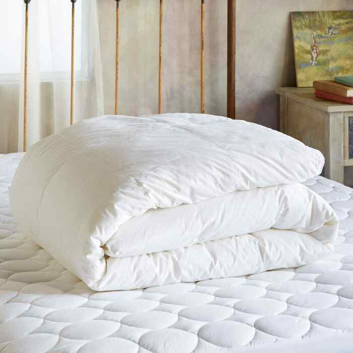 SUNDANCE ESSENTIALS HEAVYWEIGHT DOWN DUVET