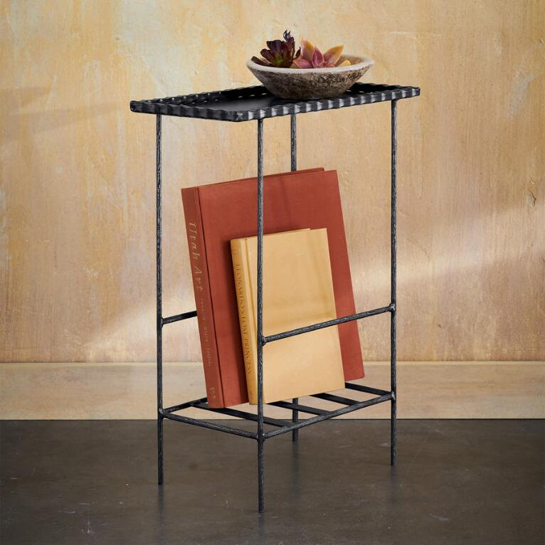 OPEN SPACES SIDE TABLE