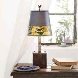 BLUE HORIZONS PETITE LAMP