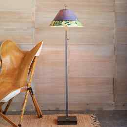 BLUE HORIZONS FLOOR LAMP