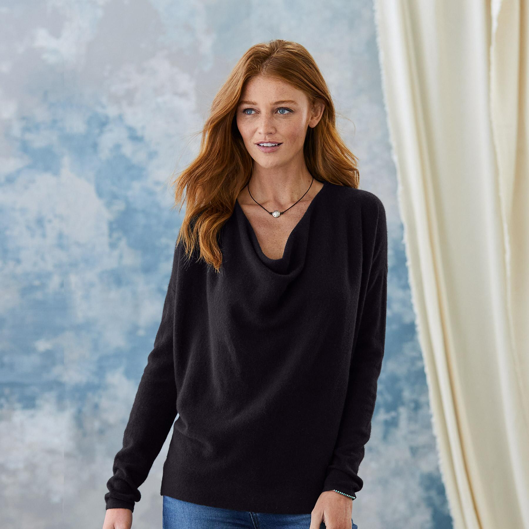SIMPLE TRUTHS CASHMERE SWEATER  : View 2