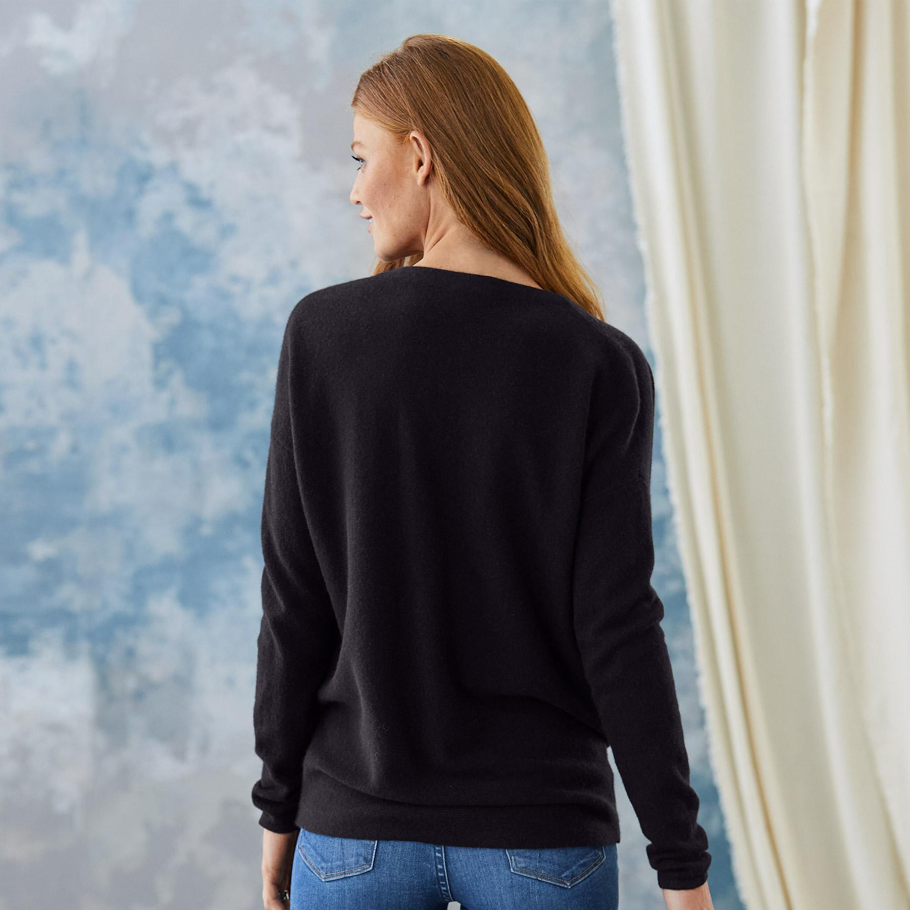 SIMPLE TRUTHS CASHMERE SWEATER  : View 3