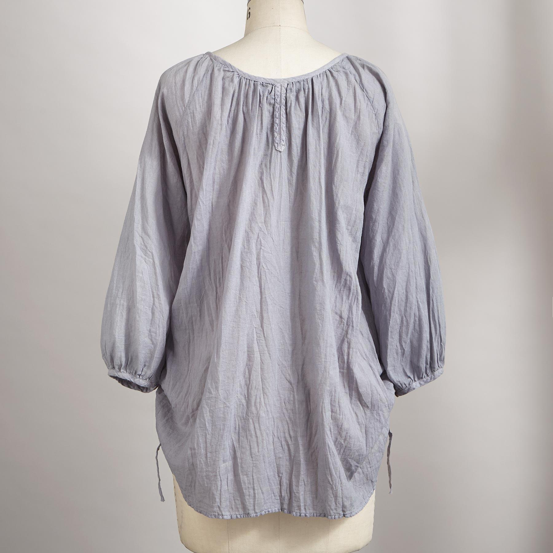 SOFTLY SHIRRED TOP: View 2
