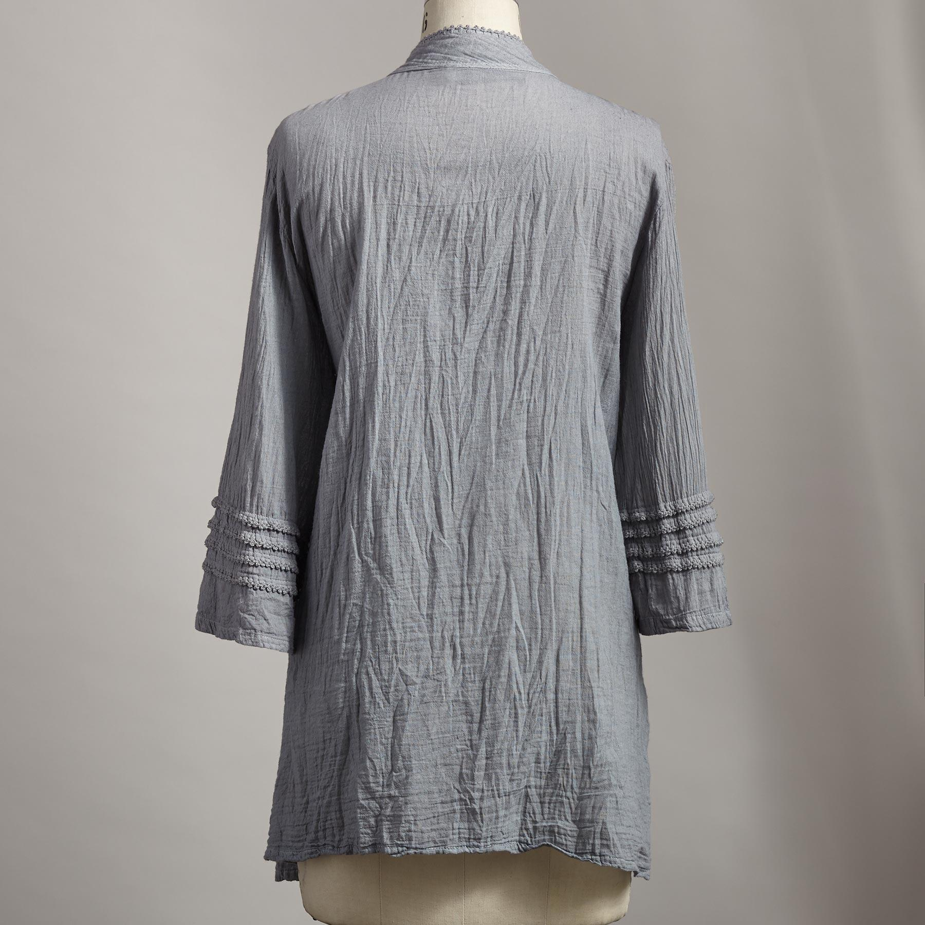 ART & LETTERS TUNIC: View 2