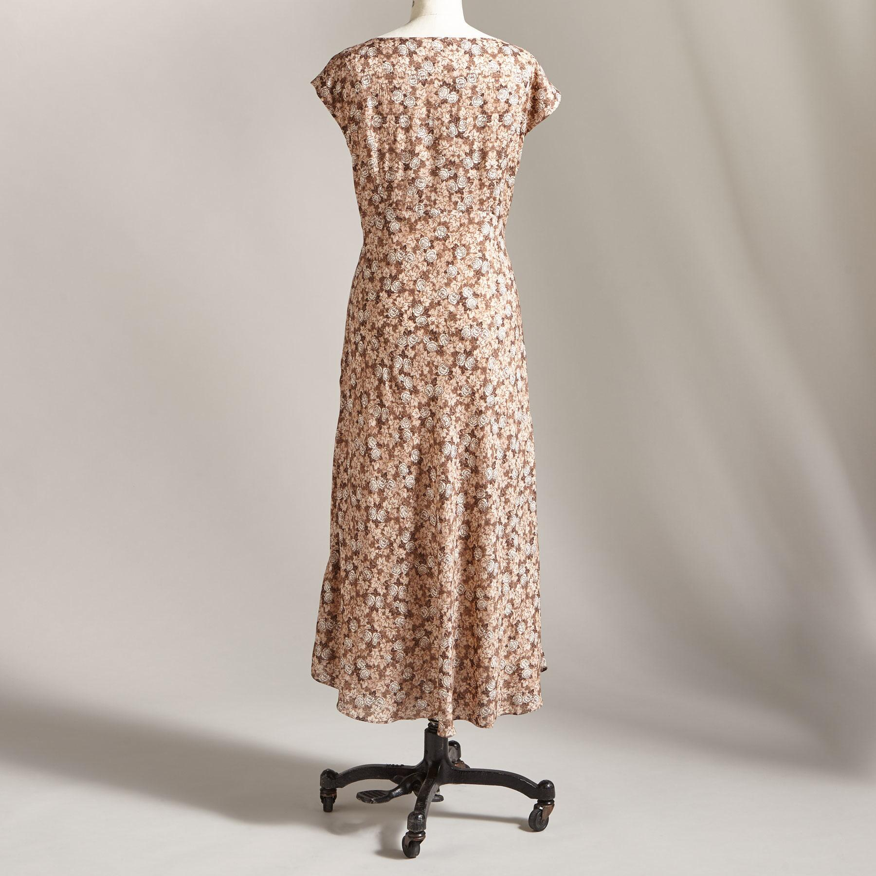 HARVEST ROSE DRESS: View 2