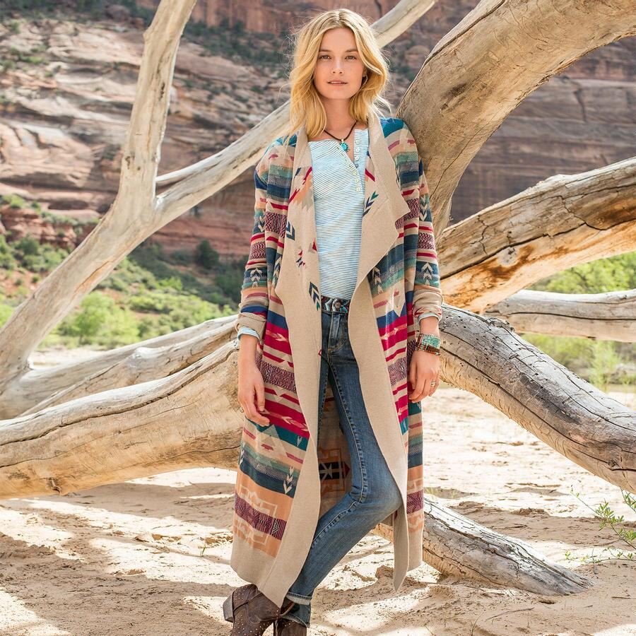 SOUTHWEST SPIRIT CARDIGAN