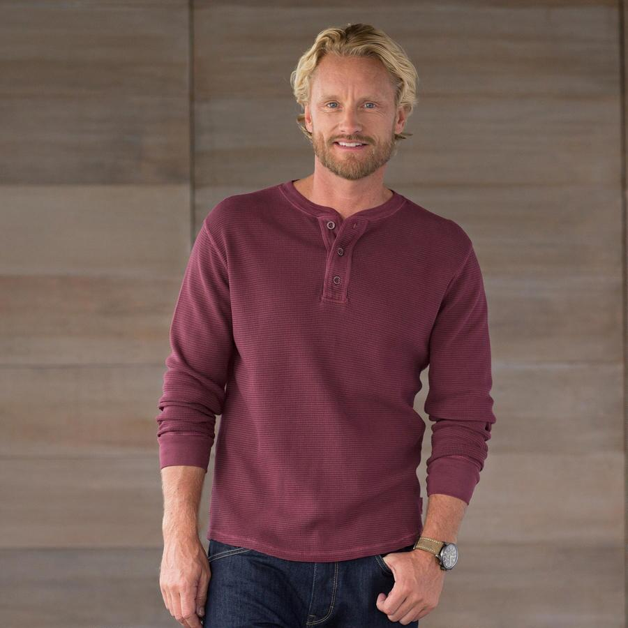 FIRST FORKS THERMAL HENLEY