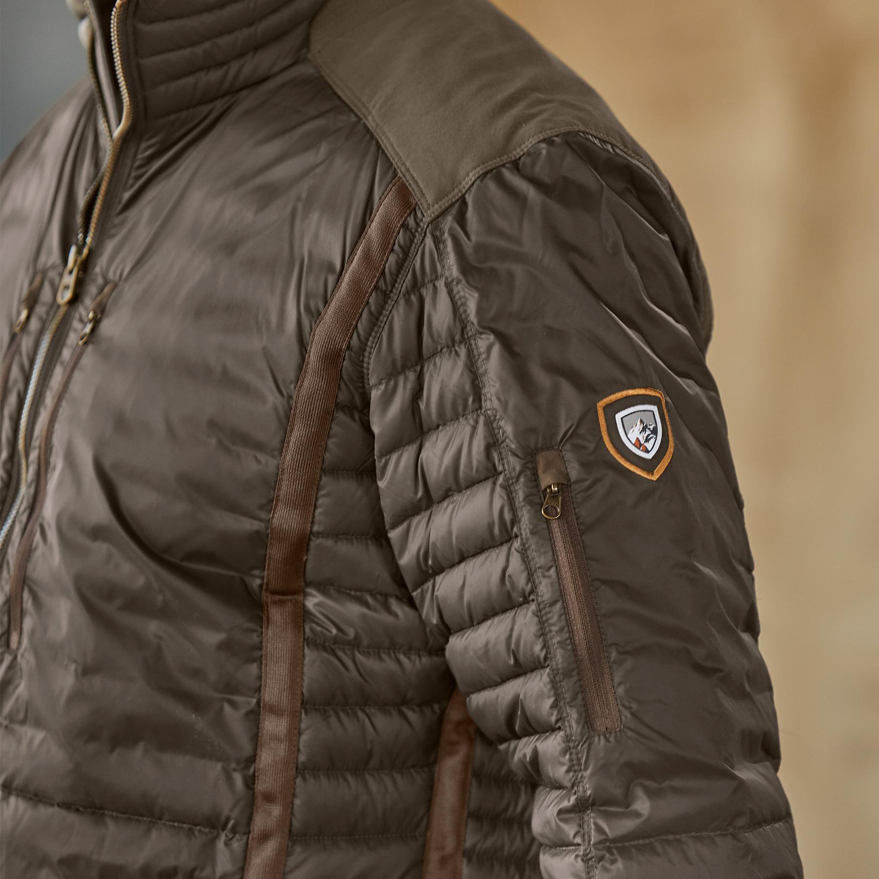 SPYFIRE JACKET: View 4