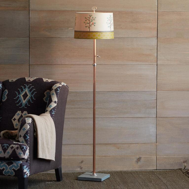 TREE SONG FLOOR LAMP