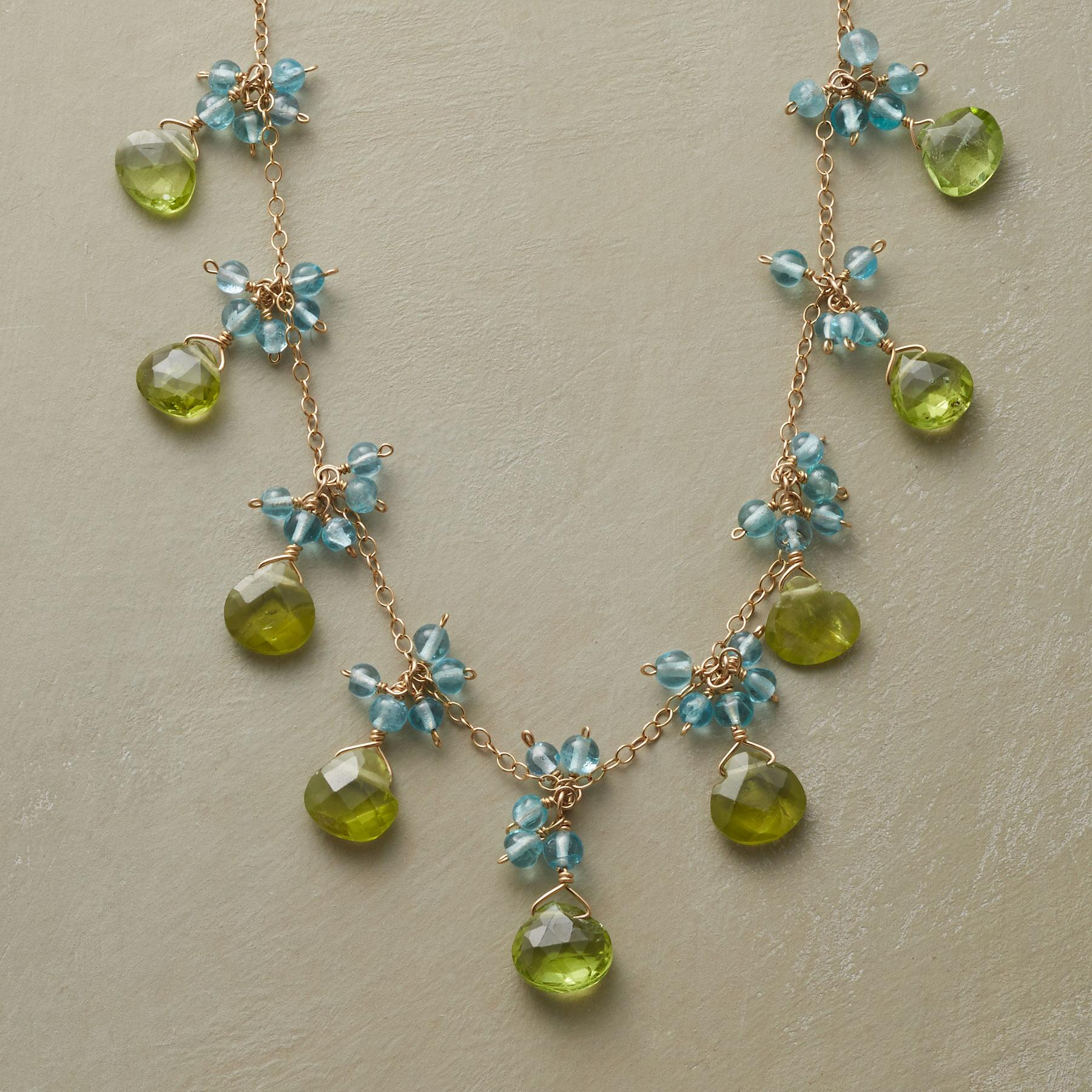GREEN VALLEY NECKLACE: View 1
