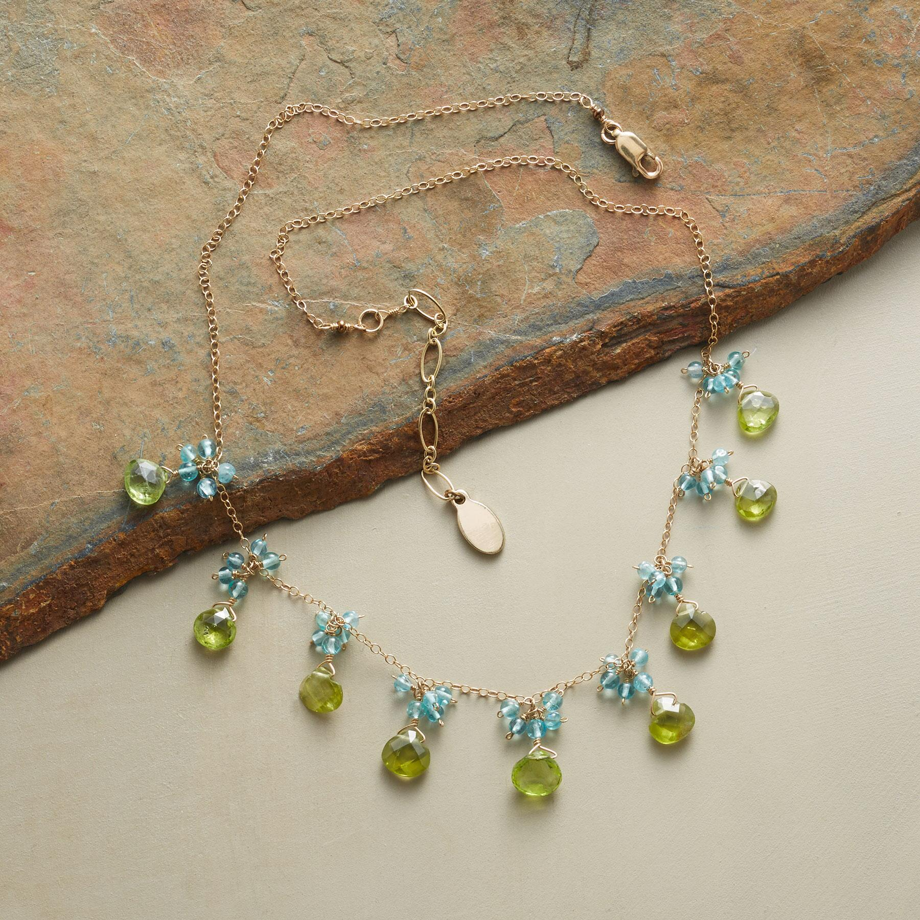 GREEN VALLEY NECKLACE: View 2
