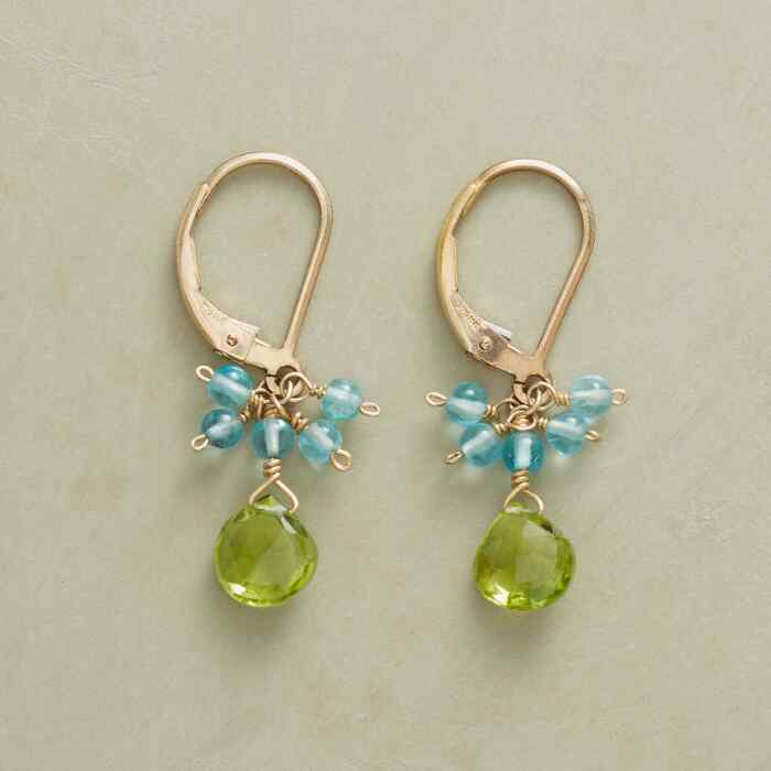 GREEN VALLEY EARRINGS