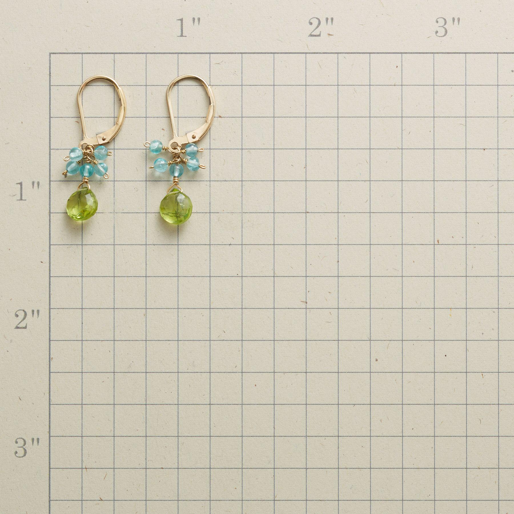 GREEN VALLEY EARRINGS: View 2