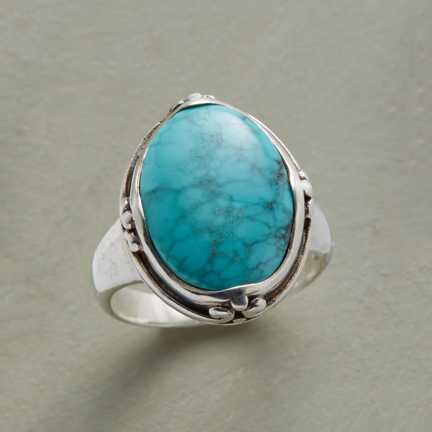 ART OF TURQUOISE RING: View 1