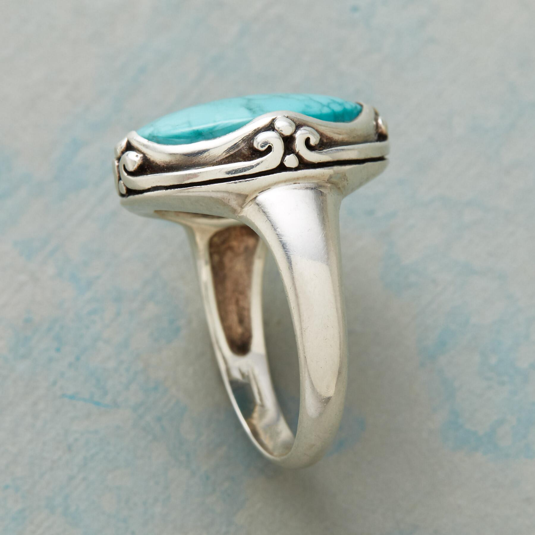 ART OF TURQUOISE RING: View 2