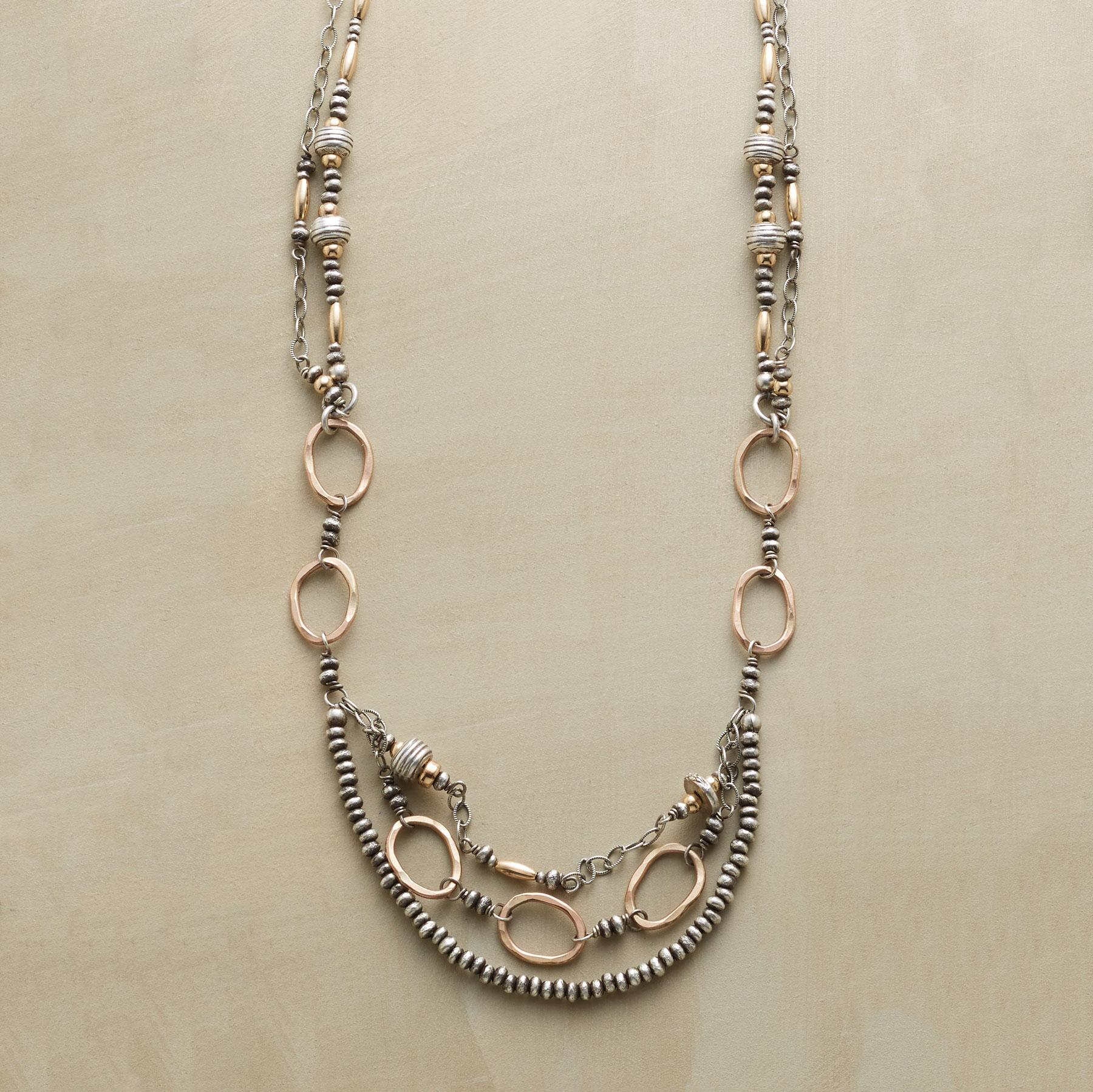ESSENTIALLY PERFECT NECKLACE: View 1