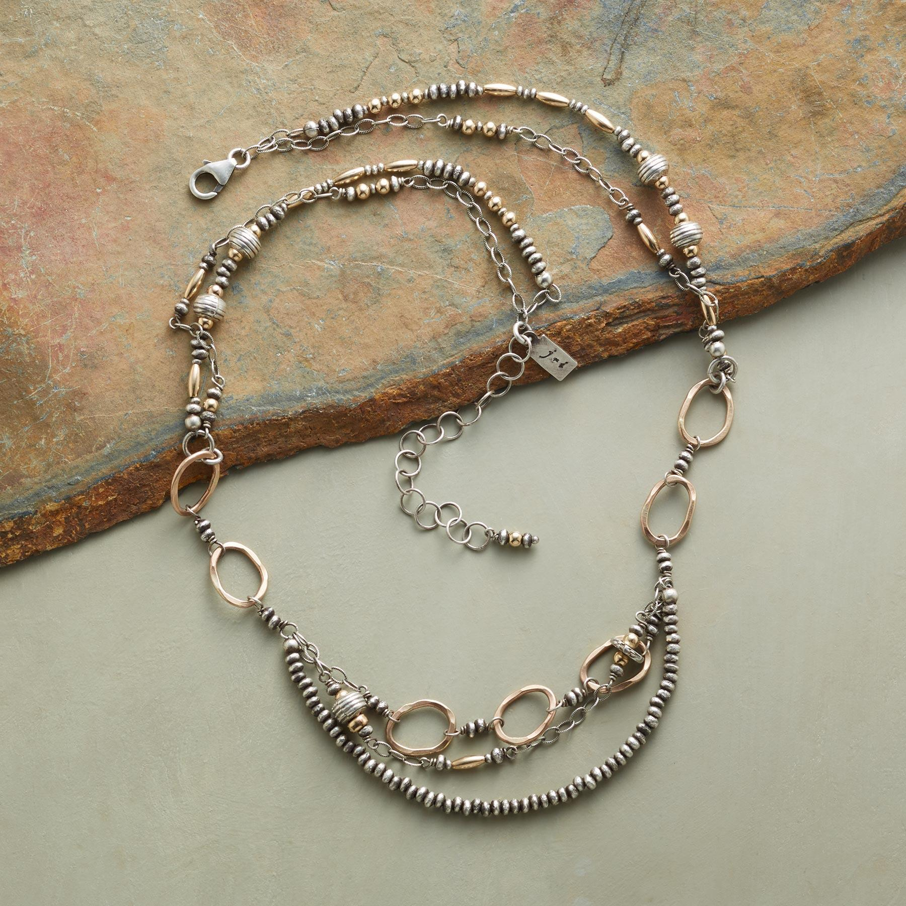 ESSENTIALLY PERFECT NECKLACE: View 2