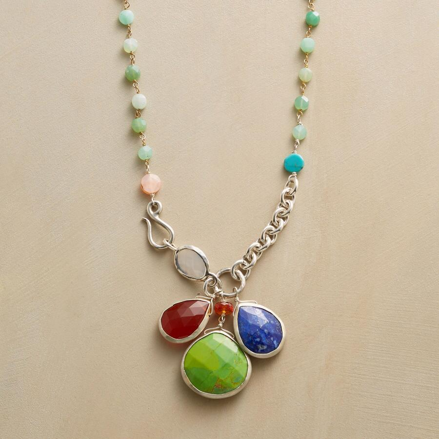 FINE FORTUNE NECKLACE