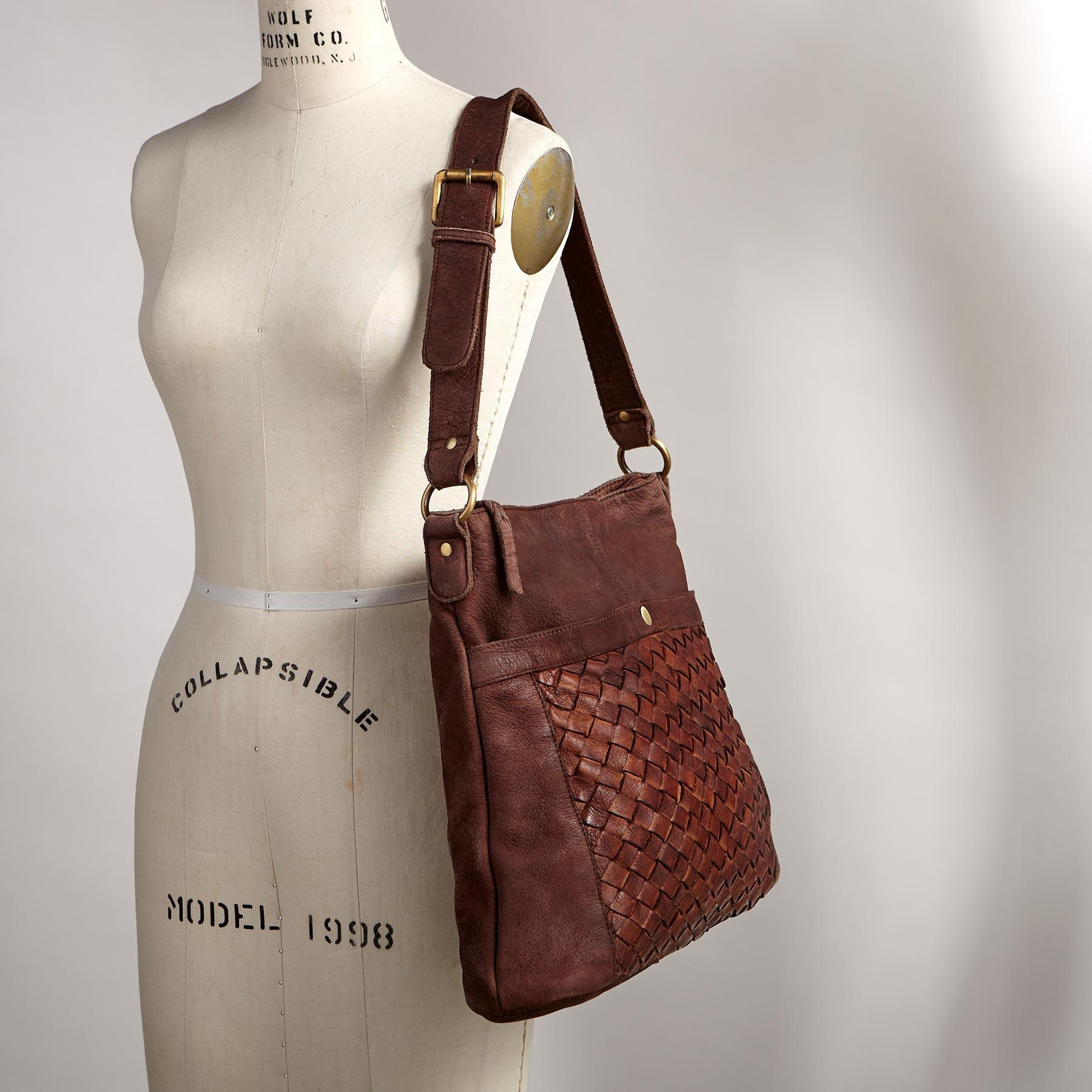 WOVEN STORIES BAG: View 4