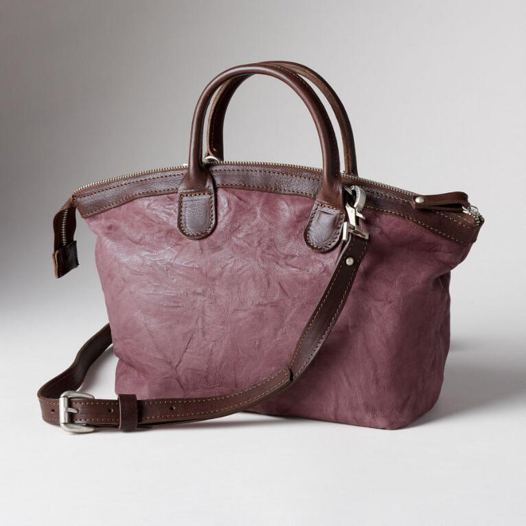 MARSALA MINI SATCHEL
