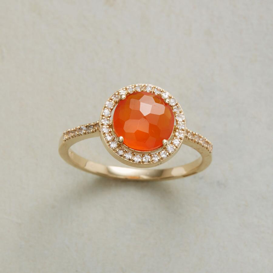 ORANGE OUTLOOK RING