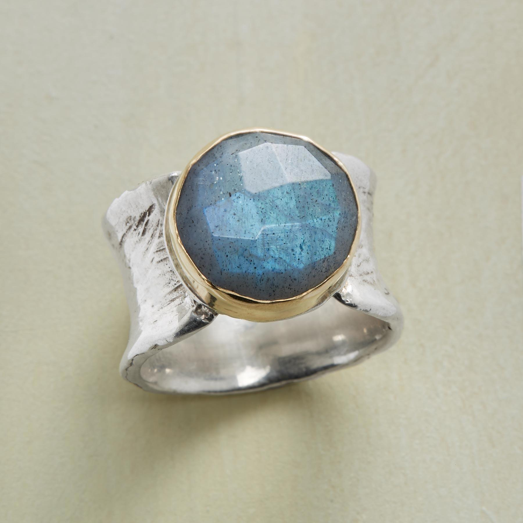 WORLDS AWAY RING: View 1