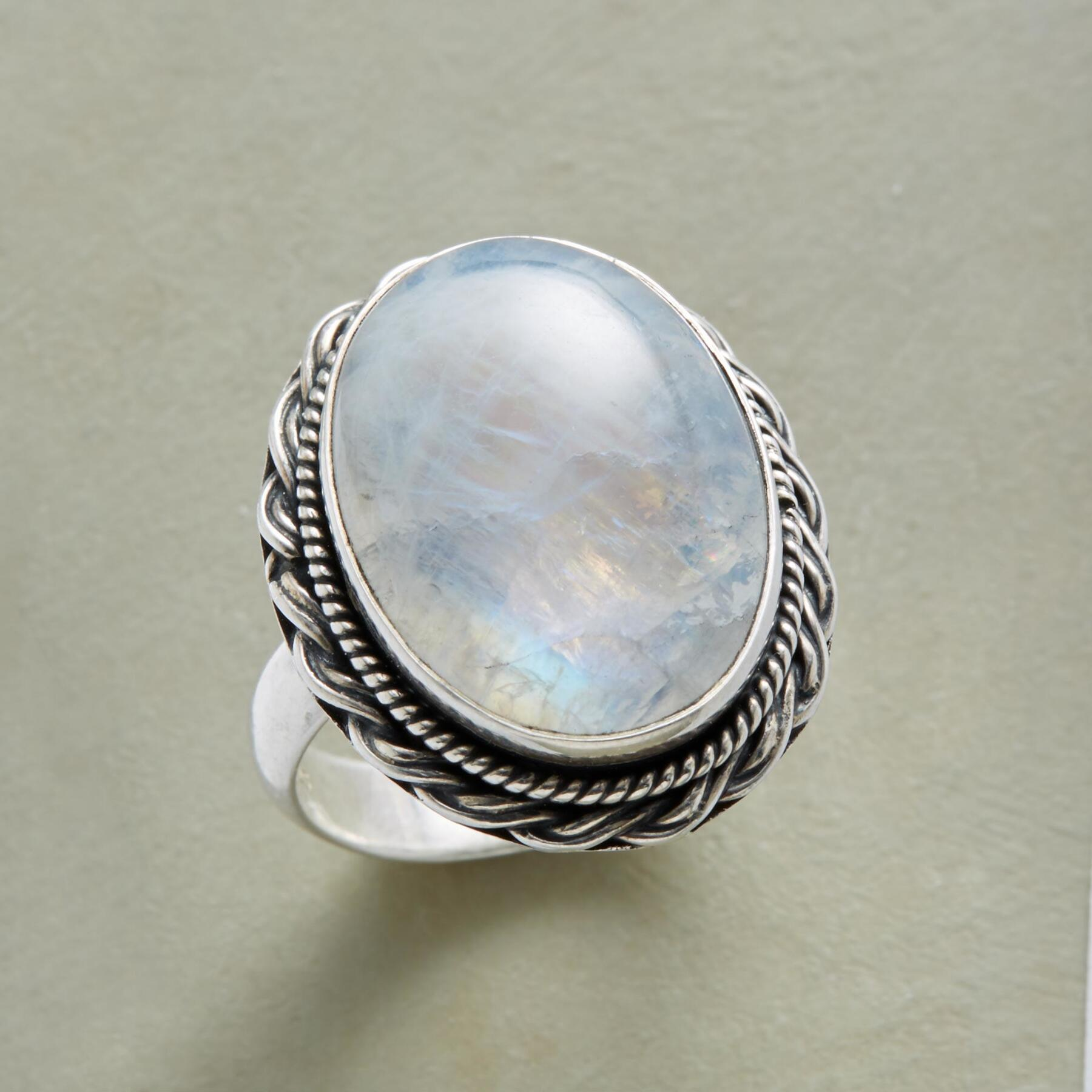 BY MOONLIGHT RING: View 1