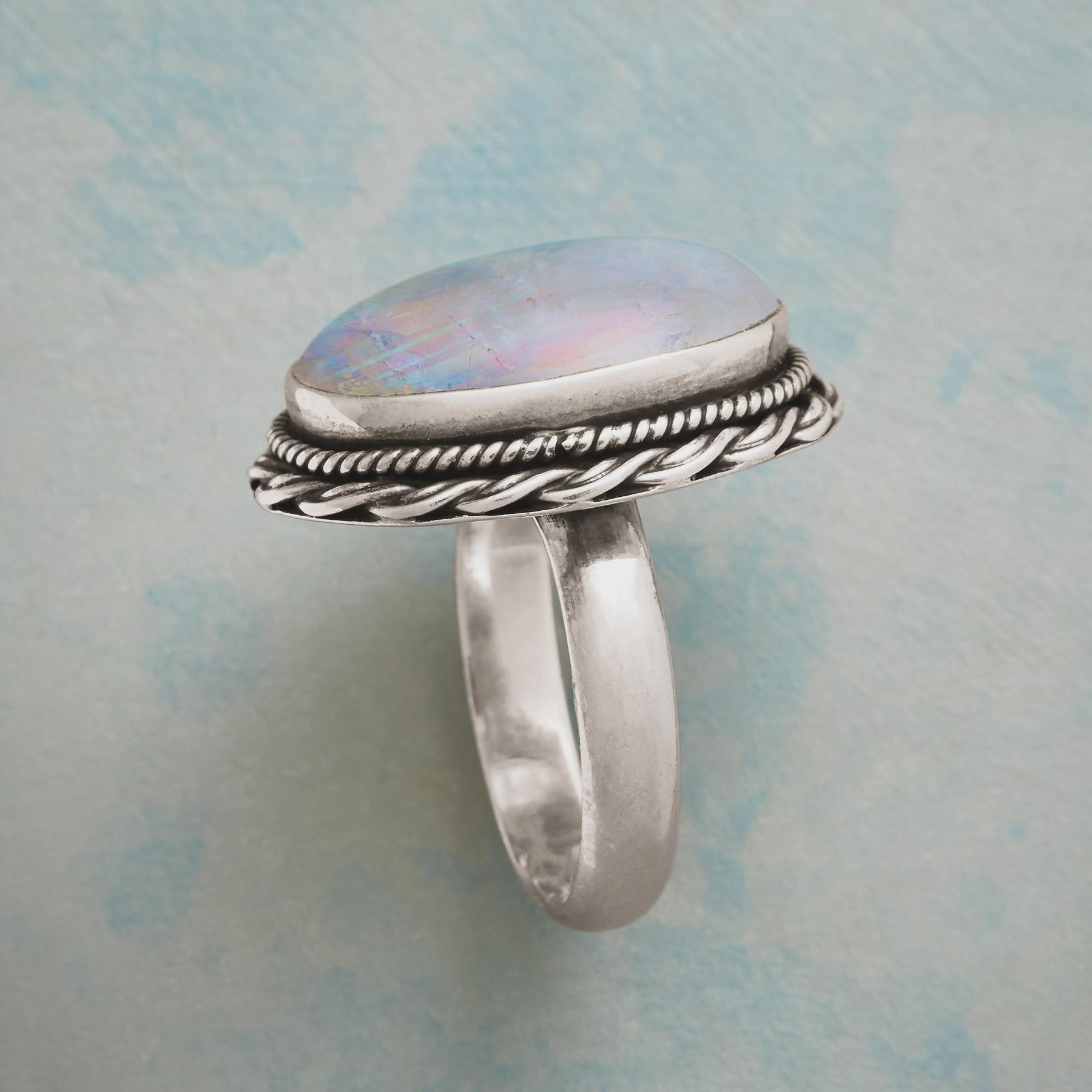 BY MOONLIGHT RING: View 2
