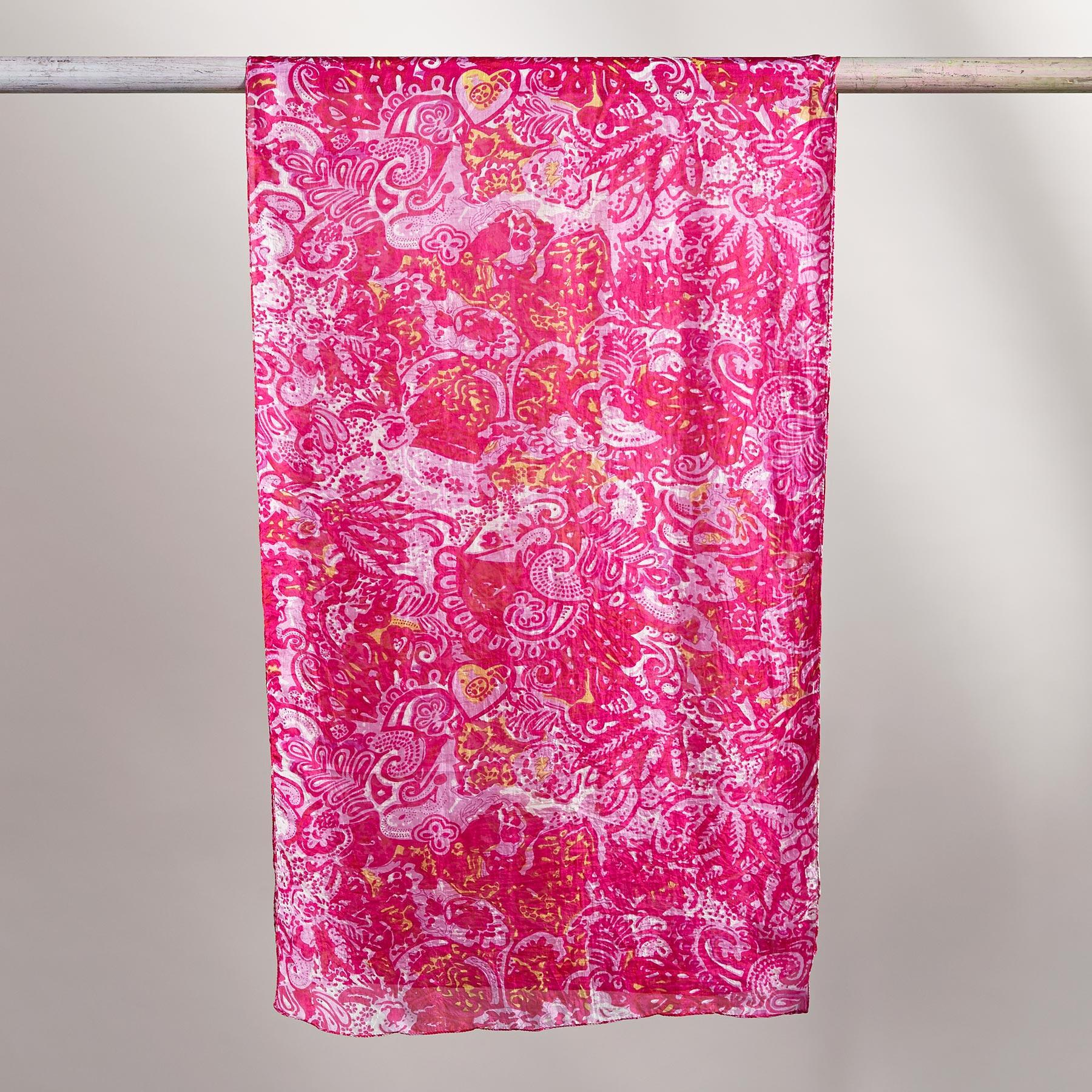 PAISLEY CHEER SCARF: View 2