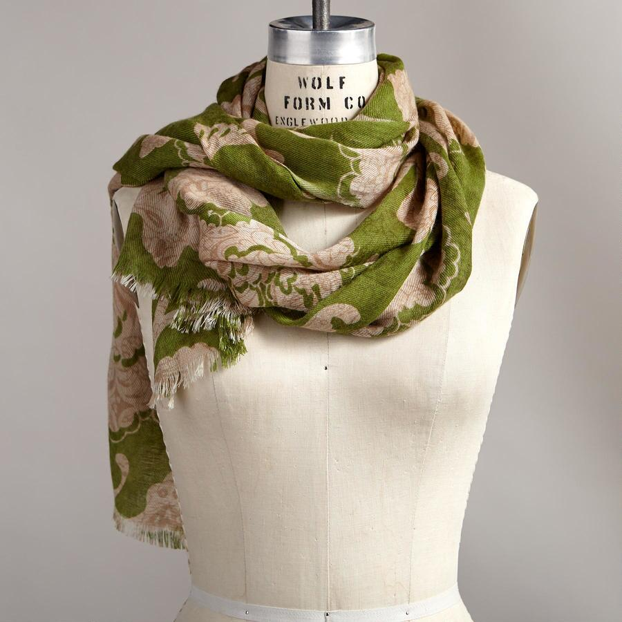 INTO THE THICKET SCARF
